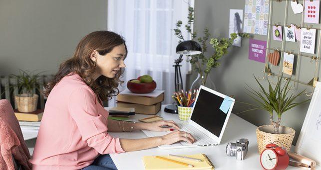 Un cambio en el modelo laboral: empresas adoptan elteletrabajo