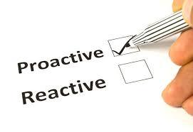Proactividad para superar las pruebas defuego