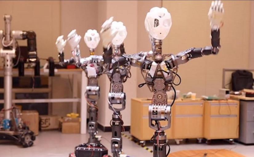 ¿Es la hora de losrobots?