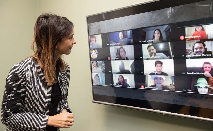 Reuniones virtuales: ¿llegaron paraquedarse?