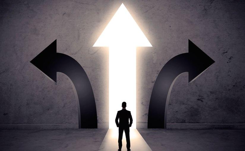 Empresas: Todo depende de una acertadadecisión