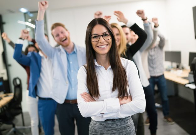 Retener a los empleados de altonivel