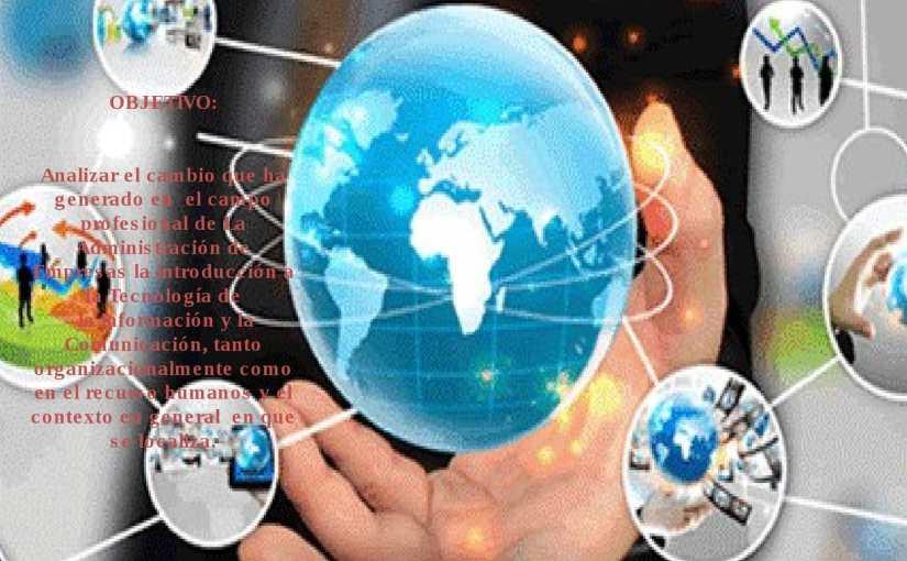 Las TIC: un valor agregado para lascompañías